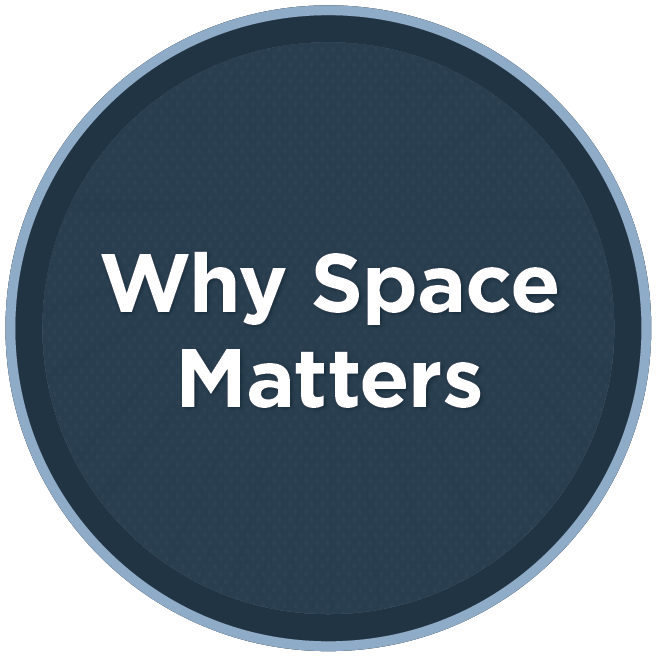 Why Space Matters