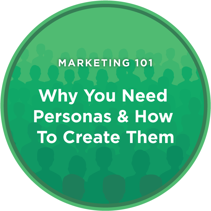 Marketing 101: Why You Need Personas + How To Create Them